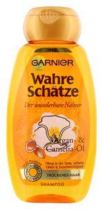 Garnier Wahre Schätze nährendes Shampoo Argan- und Camelia-Öl (250 ml)