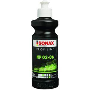 SONAX Profiline Nano Polish NanoPro Silikonfreie Politur 250 ml