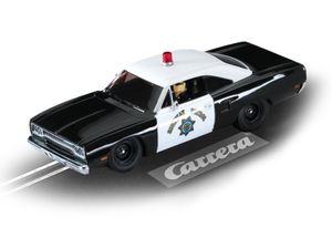 Carrera Evolution - 25787 Plymouth Road Runner Highway Patrol