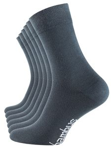 Vincent Creation® BAMBUS Socken 6 Paar 43-46 Stargazer