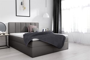 Boxspringbett Schlafzimmerbett ARIA 120x200cm inkl.Bettkasten