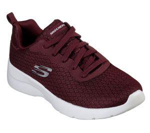 Skechers Sport Womens DYNAMIGHT 2.0 EYE TO EYE Sneakers Women Rot, Schuhgröße:39 EU