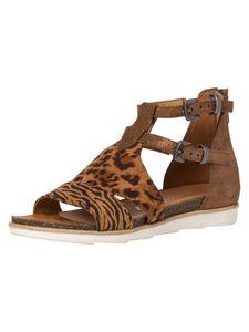 Marco Tozzi Damen Sandale metallic 2-2-28430-24 F-Weite Größe: 38 EU