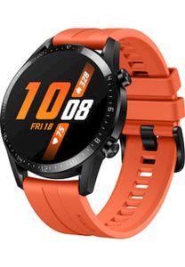 Huawei Watch GT2 46mm Sport Smartwatch , Farbe:Orange