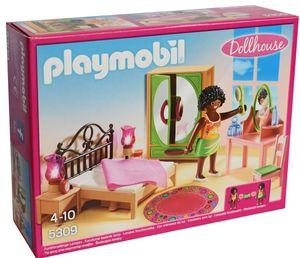 PLAYMOBIL - Schlafzimmer mit Schminktischchen (5309)