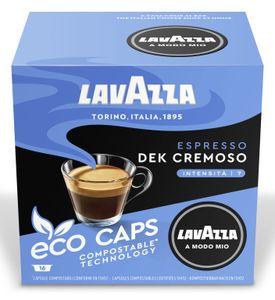 Lavazza A Modo Mio Eco Kapseln Espresso Cremoso 120g, 16 Kapseln