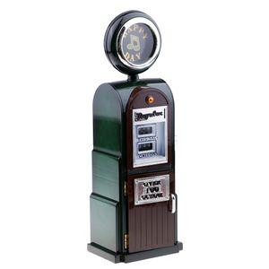 Spieluhr Aufwickeln Mechanischer Schmuck Aufbewahrungskoffer für Pub Bar Art Decor Geschenk