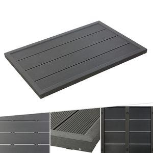 AREBOS Bodenelement Bodenplatte für Solardusche