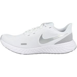 Nike Revolution 5 Laufschuhe Damen Weiß (BQ3207 100) Größe: 39