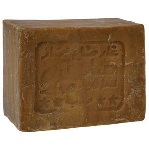 Original Aleppo Seife 95/5, 170g - 95% Olivenöl 5% Lorbeeröl, Seife hergestellt in Aleppo - für trockene bis normale Haut