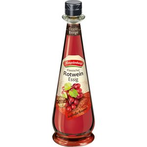 Hengstenberg Rotwein Essig kraftvoll würziger Gesschmack 500ml