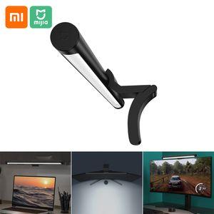 Xiaomi Mijia Display Kronleuchter USB Schreibtischlampe Faltbarer PC Computerbildschirm Kronleuchter Augenpflege Student Lese- und Schreiblampe 2700-6500K