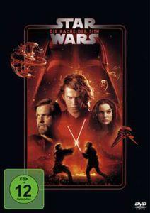 Star Wars #3: Die Rache der Sith (DVD) Min: 140DD5.1WS - Fox  - (DVD Video / Science Fiction)