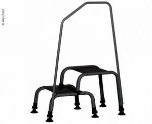Handlauf/Geländer für Trittstufe