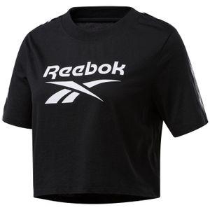 Reebok Training Essentials Tape Pack T-Shirt Damen Erwachsene schwarz XS