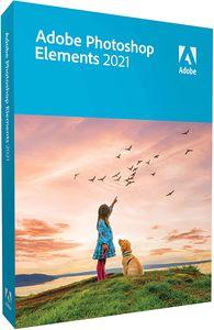 Adobe Photoshop Elements 2021 | Vollversion | PC/Mac | Box-Pack