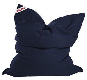 Sitzsack BigBag Brava, Größe ca. 130 x 170 cm,  Jeansblau