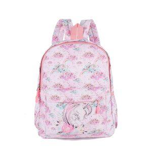 Einhorn Kinderrucksack, Kinder Rucksack Mädchen Kindergartenrucksack Schulrucksack Kleinkind Rucksack (Rosa)