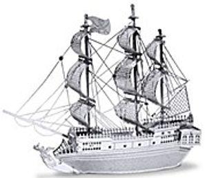 MetalEarth - 3D Puzzle Black Pearl Schiff Henry Morgan