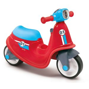 Smoby Baby-Laufrad Rot und Blau