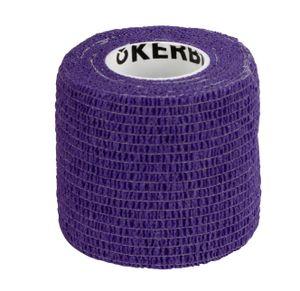 Kerbl EquiLastic selbsthaftende Bandage, schwarz, 5cm breit