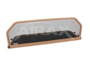 Airax Windschott für Mercedes SL R 107 in dattel