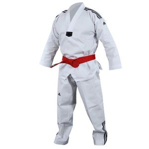 adidas taekwondopak ADI-Club 3 Dobok unisex weiß Größe 170