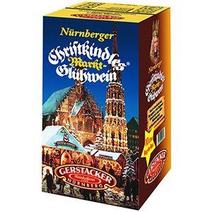 Gerstacker - Nürnberger Christkindles Markt-Glühwein - 10 L Großpackung