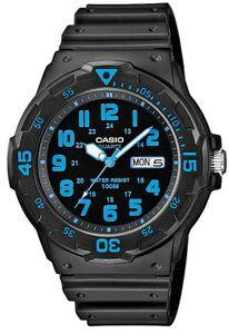 Casio Uhr MRW-200H-2BVEF Armbanduhr Datumsanzeige