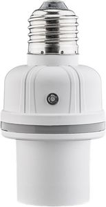Lampenfassung E27 mit Sound- & Lichtsensor