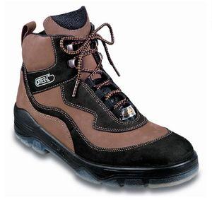 OTTER 98653 Sicherheitsschuh Sicherheitsschuhe Arbeitsschuhe Hoch Stiefel ESD S2, Größe:38