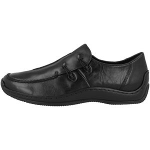 rieker Damen Sneaker Slipper Schuhe Schwarz Turnschuhe, Größe:38