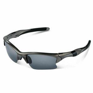 Herren Sport Polarisierte Sonnenbrille Aluminium Magnesium RahmenTR90Fahrradbrille Sportbrille Fahrer Brille für Wandern Motorradfahren Golfen und Fischen