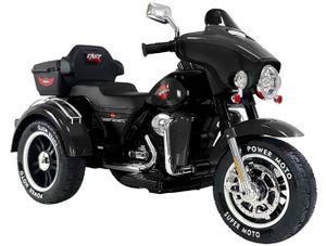 Kinder Elektro Chopper Tourer Elektromotorrad 12V Black Kindermotorrad elektrisch Trike