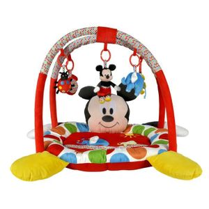 Disney Baby Spielmatte Mickey Rot
