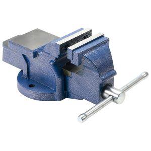 BGS 59255 Parallel-Schraubstock, 4,5 kg, 75 mm Spannbacken