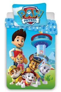 Paw Patrol Ryder Everest Baby Bettwäsche - Set 100x135 40x60cmBunt
