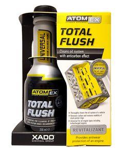XADO AtomEX - Total Flush Ölsystemreiniger Motoröl / Motor Reiniger