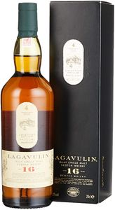 Lagavulin 16 Jahre Islay Single Malt Scotch Whisky 0,2l, alc. 43 Vol.-%