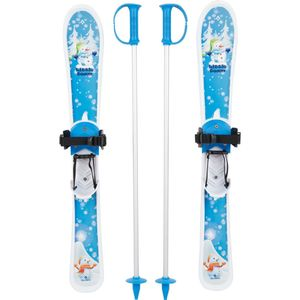 TECNOPRO Ki.-Ski-Set Little Team - 545 BLUE / 66