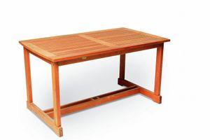 Merxx Garten-Tisch, MARACAIBO, 140 x 80 cm; 25212-011