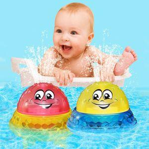 Kinder Baby Badespielzeug Schwimmende Brunnen Wasserspielzeug Mit Licht Musik