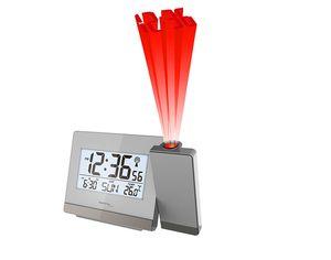Wt 538 Projektions-Uhr Funk-Wecker Funkuhr Temperatur Funkwecker Technoline Touchsensor