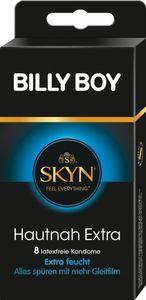BILLY BOY Skyn Hautnah Extra-Feucht 8 St. SB-Pack. - Farbe: Transparent