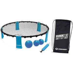 Schildkröt Funsports Rundnetz-Set 90 cm Polyester blau/schwarz 6-teilig