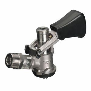 KEG Zapfkopf - Bieranschluss oben für Kelleranstich - Typ S Korb