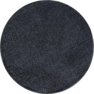 Wohnzimmerteppich Kurzflor Orient Teppich Klassik Design Antike Bordüre Schwarz, Farbe:Schwarz, Grösse:80x150 cm