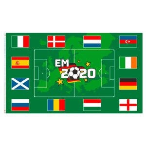 Flagge 90 x 150 cm EM 2020/2021