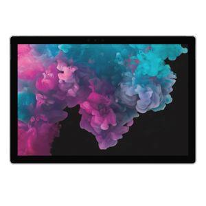 Microsoft Surface Pro 6 128GB mit Core i5 & 8GB - platingrau
