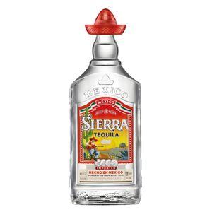 Sierra Tequila Silver Mexiko | 38 % vol | 0,7 l